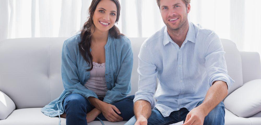 Happy Couple - Balance Transfer Credit Card