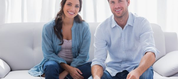 Happy Couple - Balance Transfer Credit Card