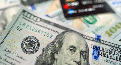 Credit Card Debt - 100 Bills - Credit Cards