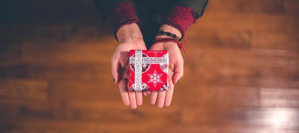 Small Christmas present