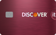 Discover Card Cash Back Match
