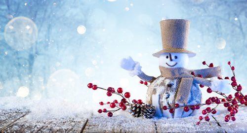 Snowman - Holidays